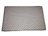 La Deins Wire Coil Mat WM0161 Doormats Outdoor Metal Wire Mat Cabler Mat Rectangular