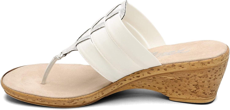 Shana Wedge Sandal ONEX Womens
