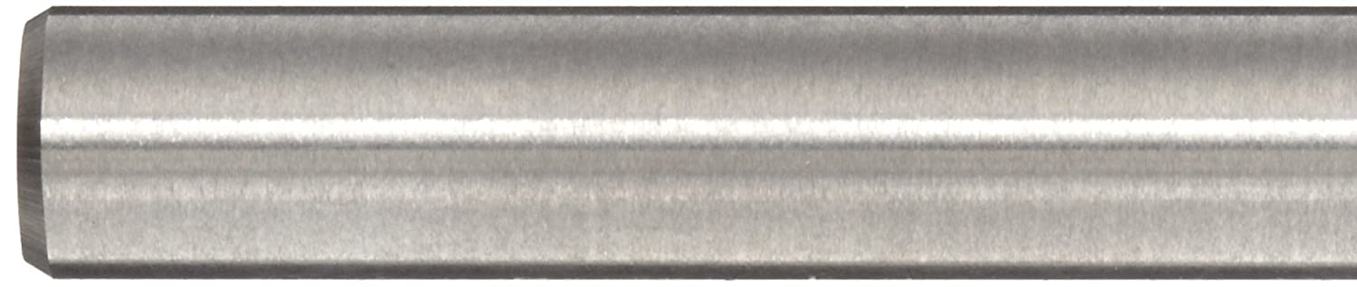 2.5000 Overall Length 4 Flutes Uncoated 0.060 Corner Radius Finish Melin Tool CCMG Carbide Corner Radius End Mill 30 Deg Helix Bright 0.3125 Cutting Diameter 0.3125 Shank Diameter