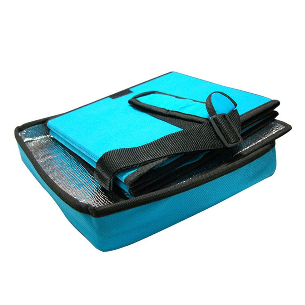 Reusable Insulated Cooler Bag 16l Large Capacity Hot And Cold Waterproof Insulation Box Car Outdoor Picnic Bag