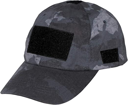Men Women Camouflage Adjustable Cap Camo Baseball Hunting Fishing Sun  LA