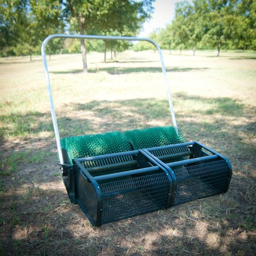 "36"" Push Pecan Harvester by Bag-A-Nut; for Pecans, Almonds and Large Acorns"