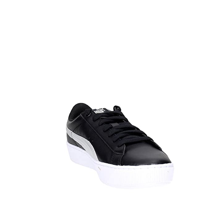 PUMA scarpe donna sneakers basse 365629 02 VIKKY PLATFORM IRIDESCENT