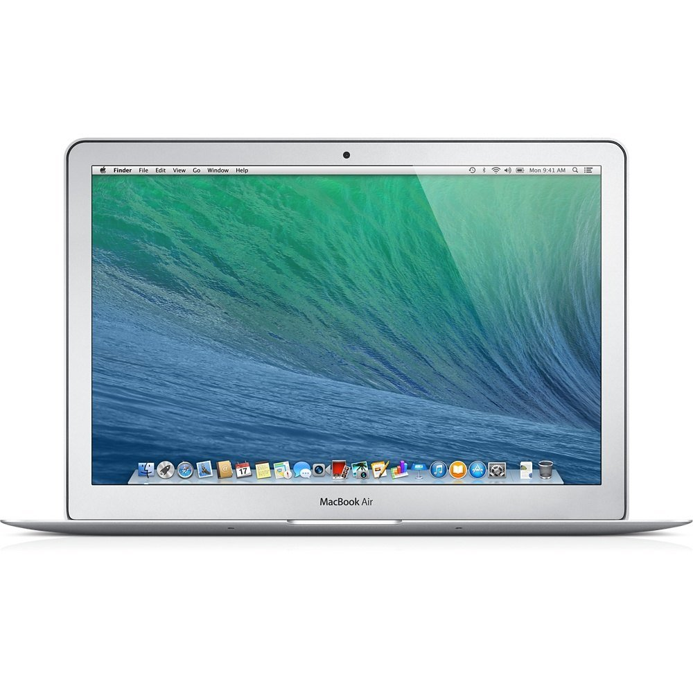 Apple MacBook Air 13.3in LED Laptop Intel i5-5250U Dual Core 1.6GHz 4GB 128GB SSD Early 2015 – MJVE2LL/A (Renewed)