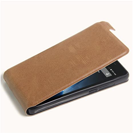 Amazon.com: Doogee X5 Case,Manyip PU Leather Stand Wallet ...