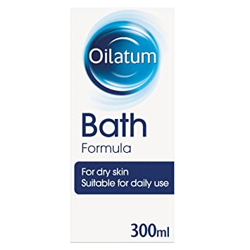 Oilatum Bath Formula 300ml For Itchy Irritating Dry Skin Conditions