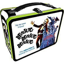 Aquarius Beetlejuice Large Gen 2 Tin Storage Fun Box