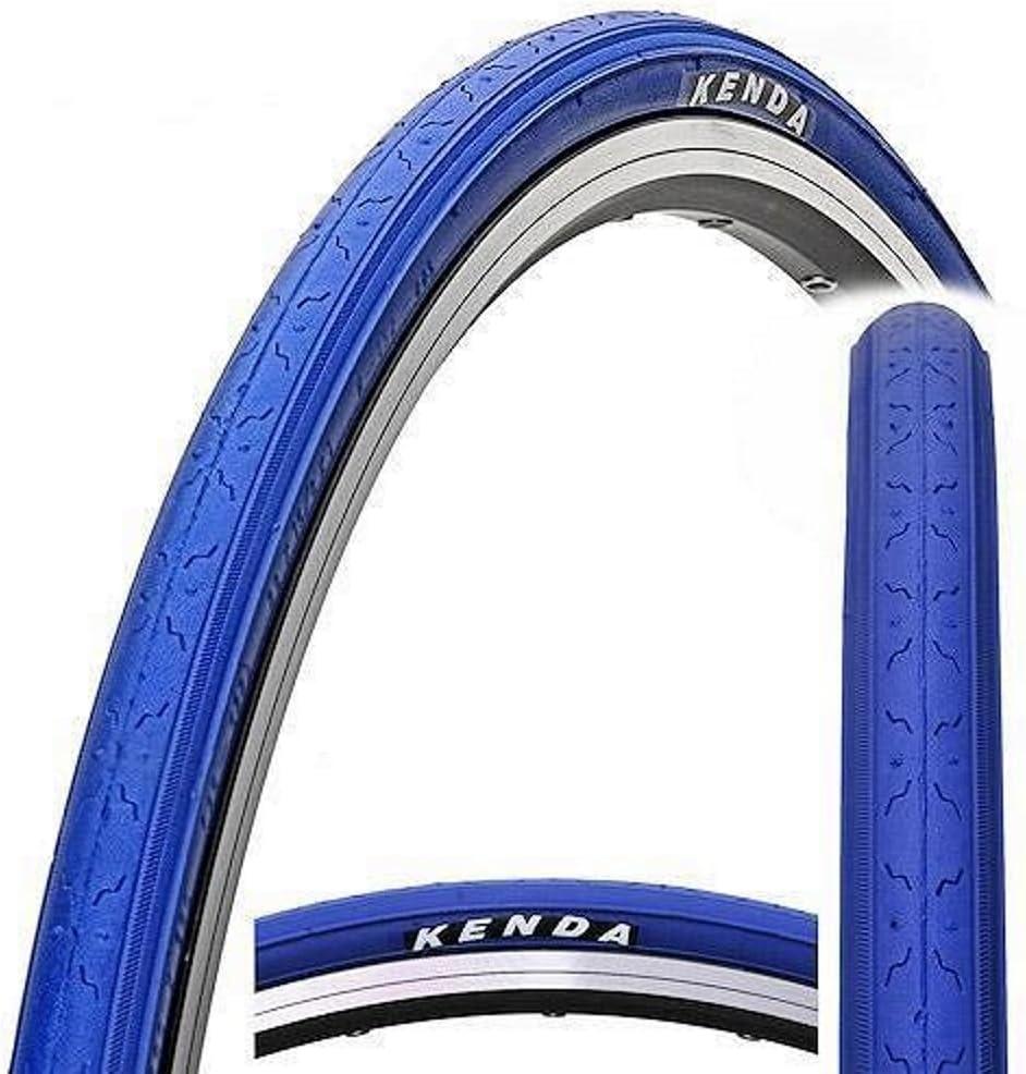 Kenda Street K152 Road Tire 700 x 25c Black/Mocha Steel by Kenda ...