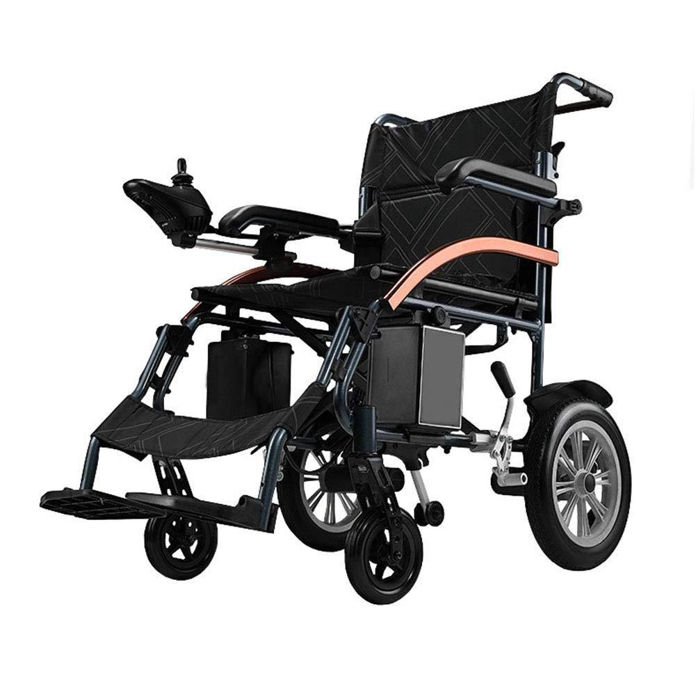 独特の素材 電動車椅子高齢者車椅子折りたたみポータブル無効スクーター B07NS8FHWF B07NS8FHWF, マルチカラー:828a0685 --- a0267596.xsph.ru