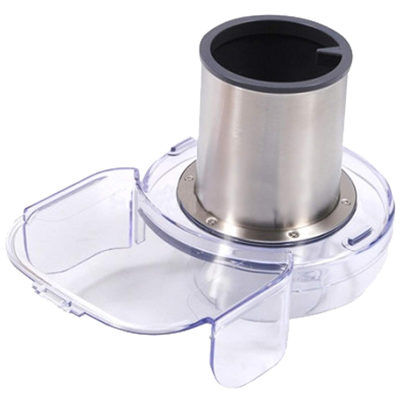 Spares2go - Tapa para extractor de zumo Kenwood Excel (plata ...