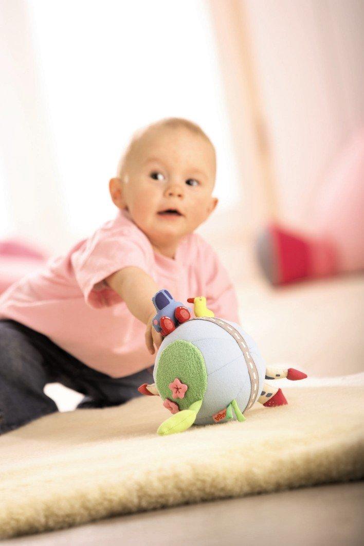 HABA Miniland Fabric Ball