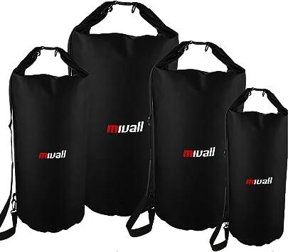 Neu wasserdichte Packsack Seesack Transportsack Beutel Drybag Tasche 8 Liter