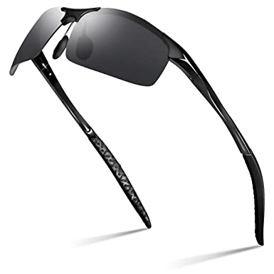 BOYOU gafas de sol polarizadas de los hombres gafas de sol de verano al aire libre gafas de sol para los hombres: Amazon.es: Ropa y accesorios
