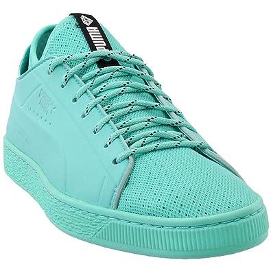 design de qualité 9fd9e 543c0 PUMA Mens Basket Sock Low Diamond Casual Sneakers,