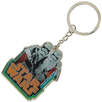 Disney Star Wars Llavero-Storm Trooper: Amazon.es: Juguetes ...