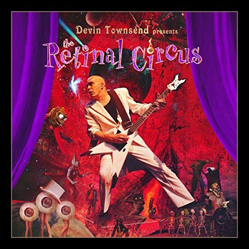 Blu-ray : Devin Townsend - Retinal Circus (United Kingdom - Import, 5 Disc)