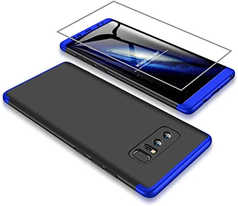 AILZH Compatibles para Funda Samsung Galaxy Note 8 Carcasa+[ ...