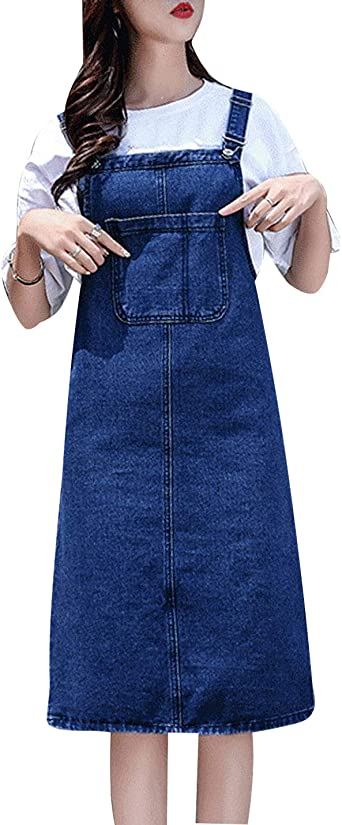 Size 10 So 90\u2019s Overall Dress Jumper FREE SHIPPING