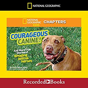 National Geographic Kids Chapters Audiobook