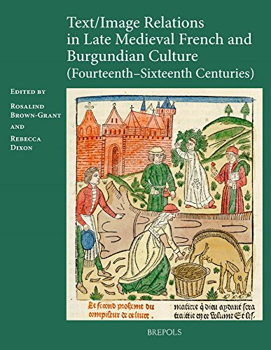 Text/Image Relations in Late Medieval French Culture (14th c. - 16th c.) (Neue Studien Zur Philosophie)