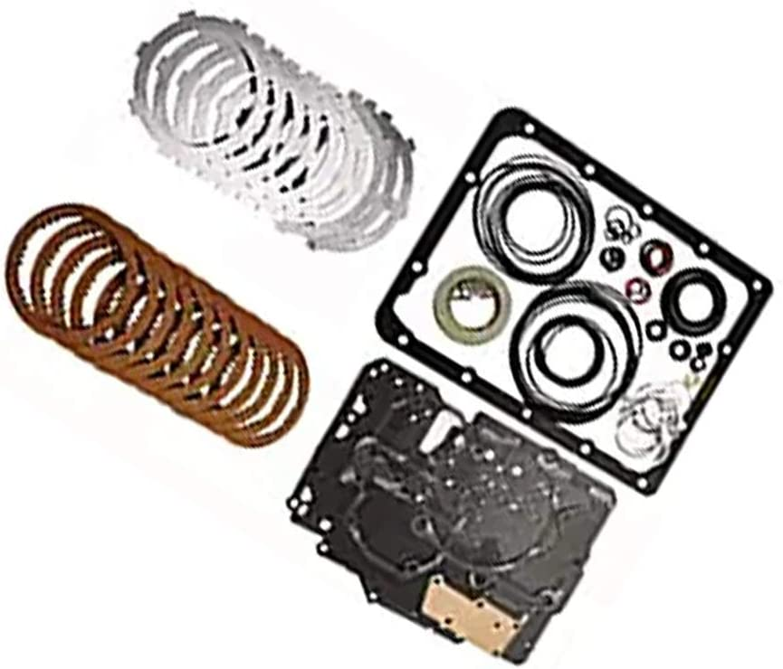 Terrain 2.4L 2009-up Solarhome 6T40 6T45 6T40E 6T45E Transmission Rebuild Kit for Chevrolet Cruze 2010-up Equinox 2.4L 2009-up Malibu 4cyl 2009-up Sonic 2012-up email to verify application