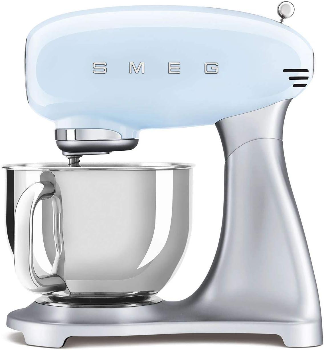Smeg SMF02PBEU robot de cocina, Acero Inoxidable: Amazon.es: Hogar