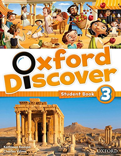 Oxford Discover: 3: Student Book