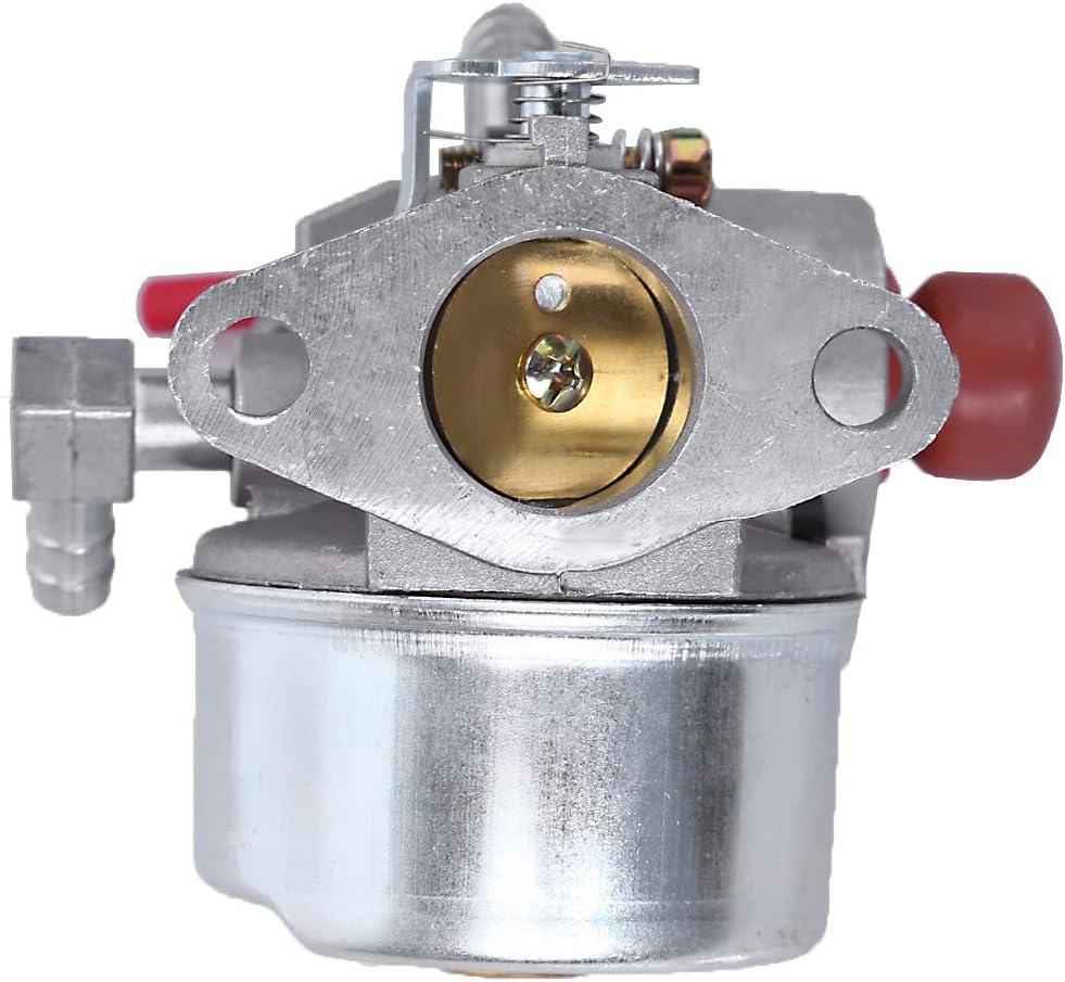 Zreneyfex Carburetor for Toro 6.5 HP GTS 22IN Recyler Lawnmower Carb Tecumseh Engine 20370