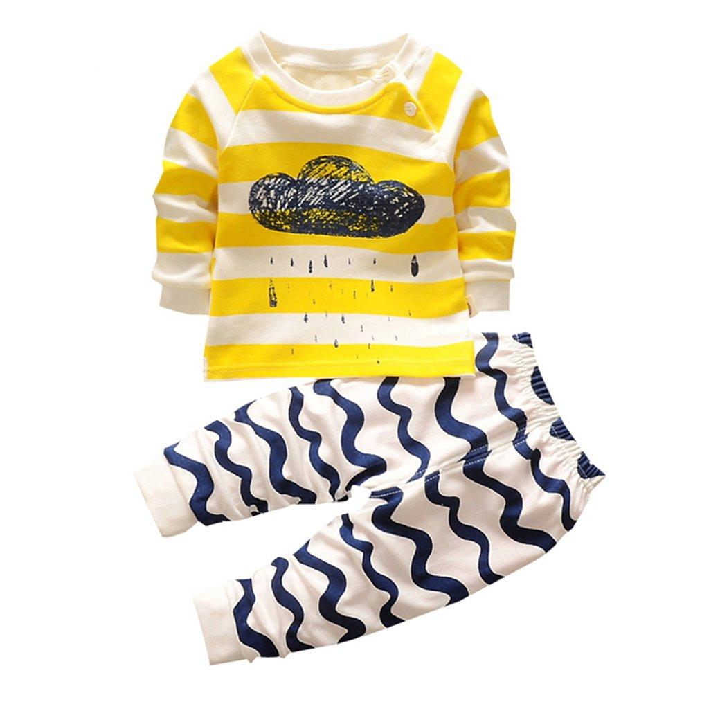 daqinghjxg Kids Clothes Spring Toddler Clothing Set Clothing Casual Tracksuit Set