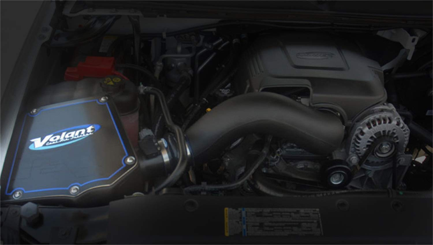 Volant 154536 Cool Air Intake Kit with PowerCore Filter by Volant