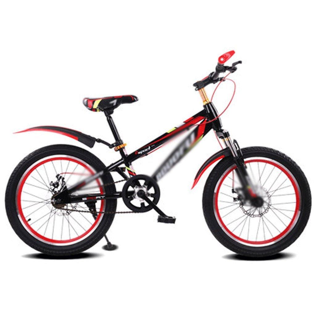 自転車 子供のマウンテンバイク男性と女性16/18/20インチ7/8/10/12歳の自転車 (サイズ さいず : 16 inch) B07DPNKNK8 16 inch 16 inch