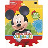 Design-ware Disney Mickey Mouse Sticker Book for Kids (Over 350 Stickers)-1 Pack