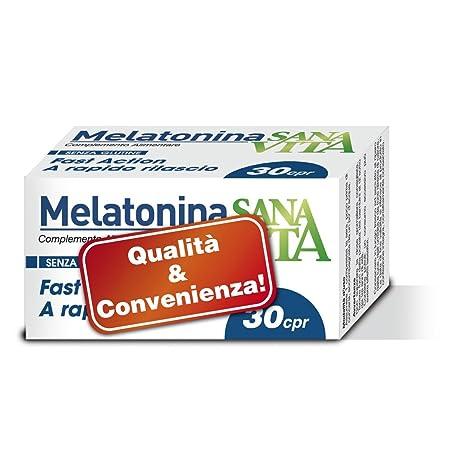 sanavita complemento alimenticio para dormir - 30 gr