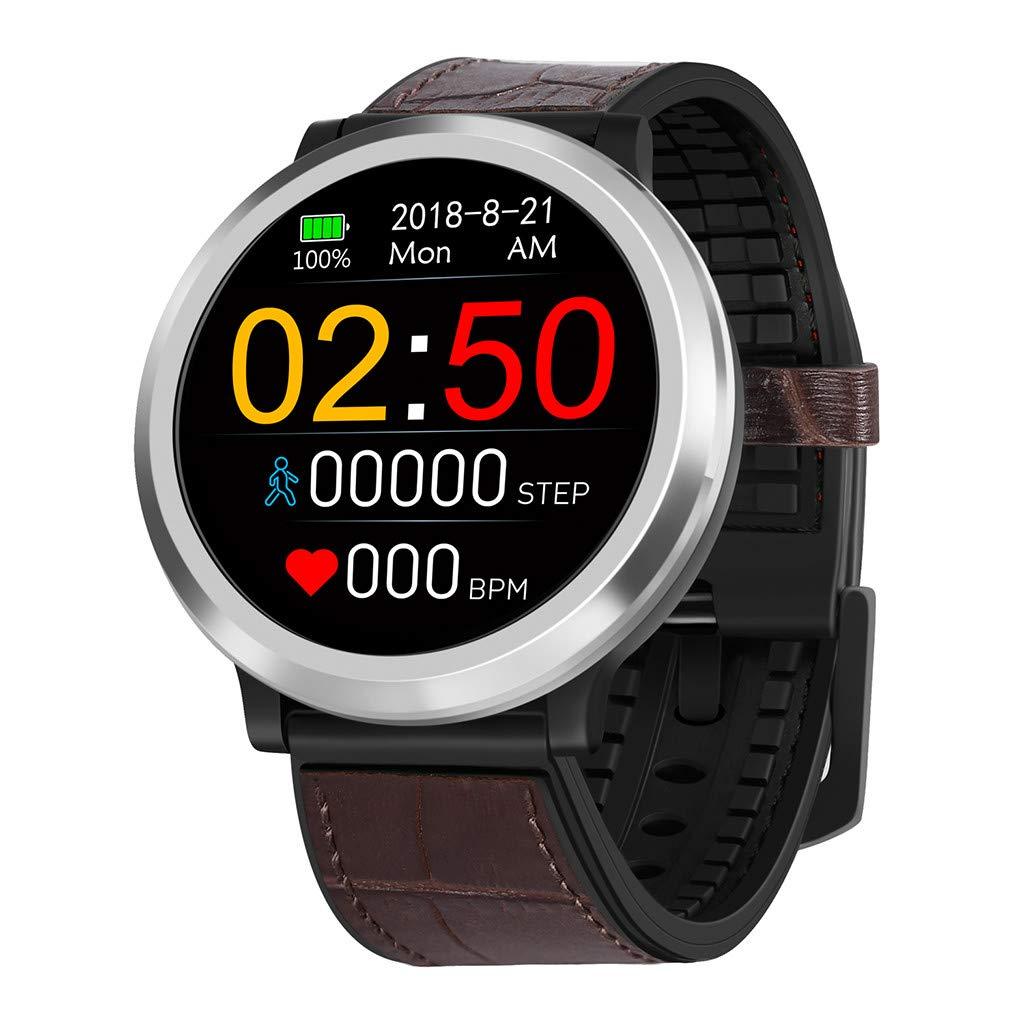 Amazon.com: HAHAP Q68 Sports Smart Watch,Color Screen ...