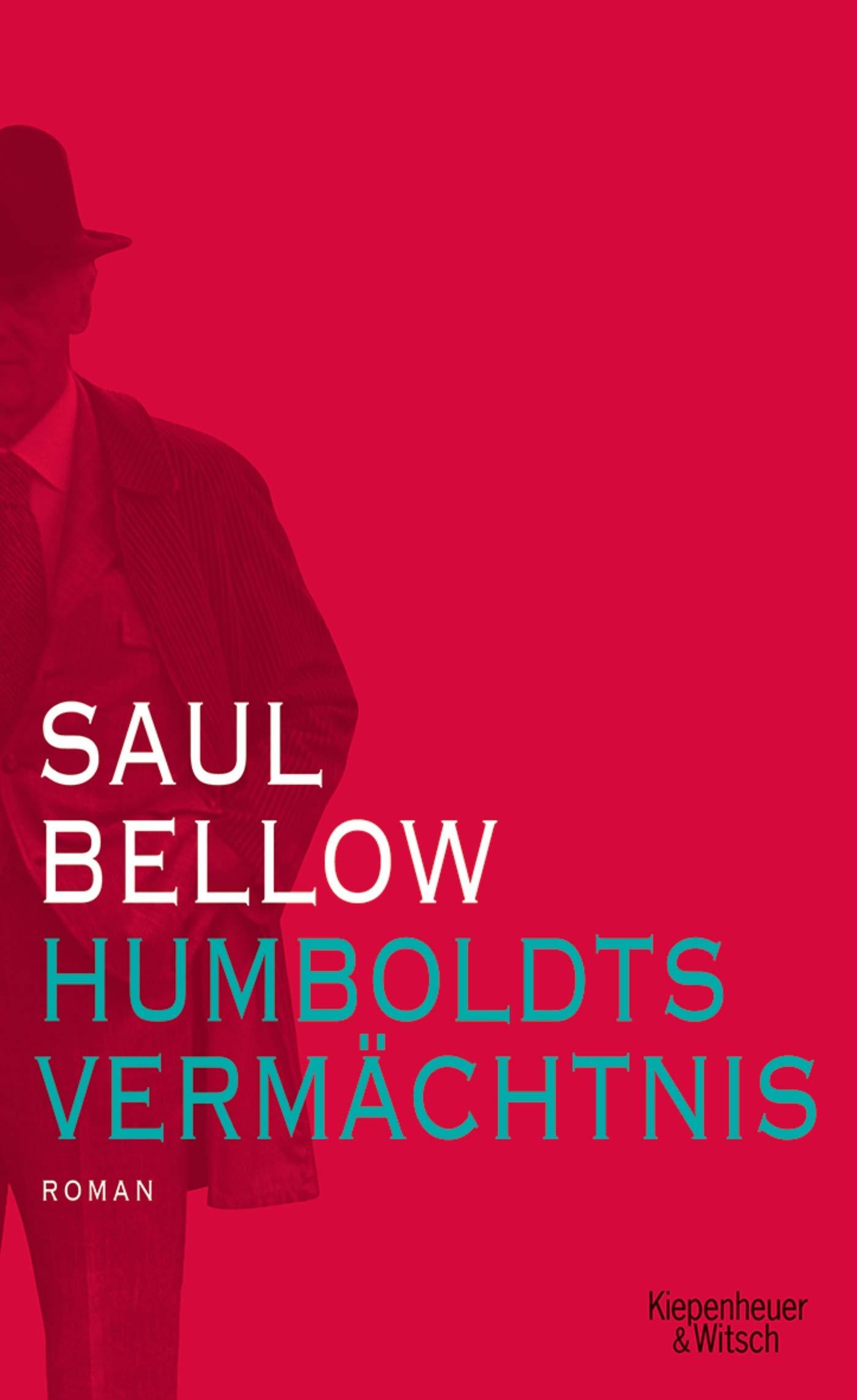 Humboldts Vermächtnis: Roman