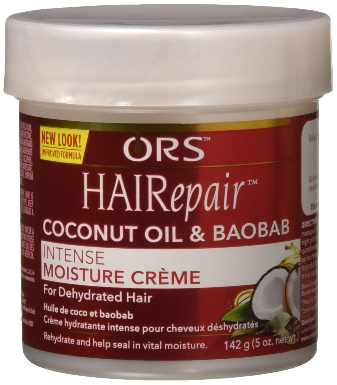 ORGANIC ROOT Stimulator Hairepair Intense Moisture Creme, 5 oz. 11008