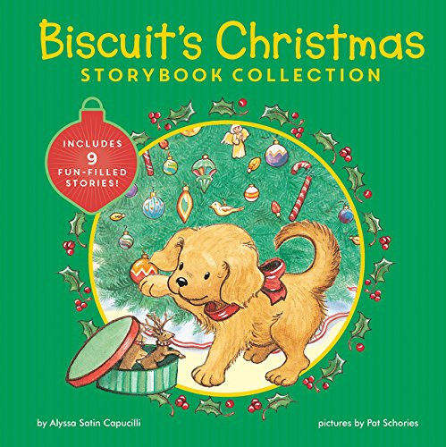 - Biscuit's Christmas Storybook Collection (2nd Edition): Includes 9 Fun-Filled Stories!