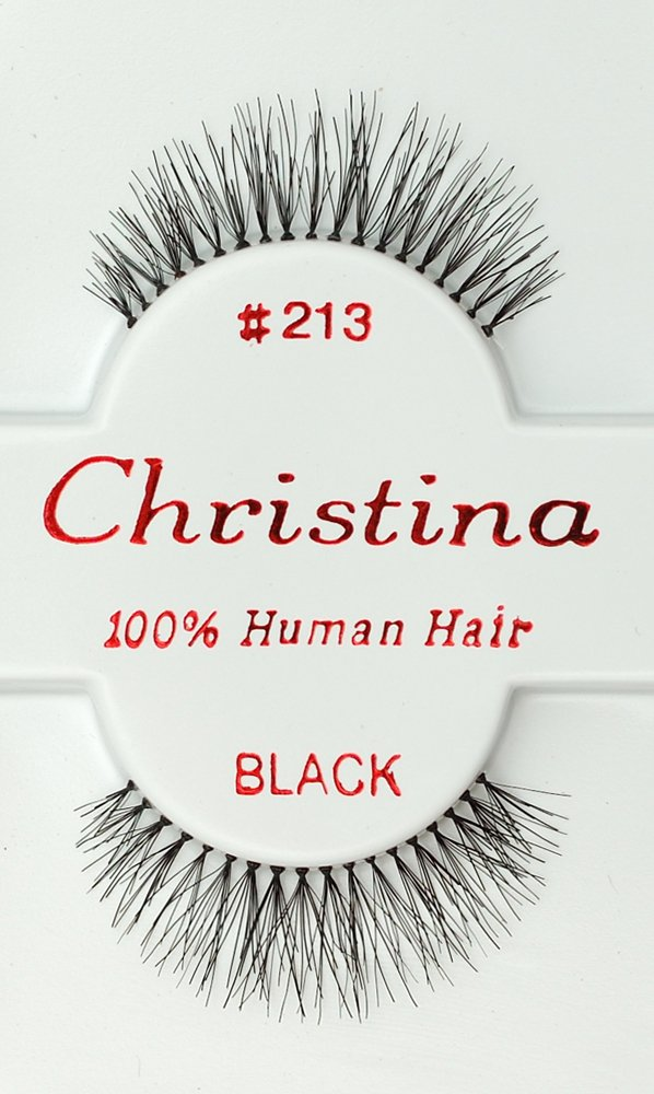 Christina Eyelashes 60packs #213 by Christian Brand
