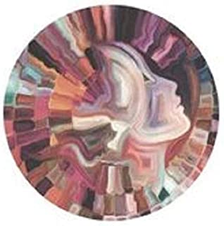 product image for Mosaic Mind 16 inch Round Wall Art