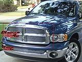 APS Fits 2002-2005 Dodge Ram Main Upper Billet Grille Insert #D85374A