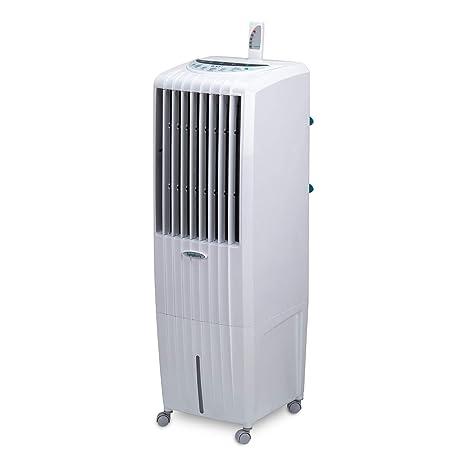 Symphony Diet Enfriador, purificador y humidificador, 170 W, 25 litros, 65 Decibeles, Plástico, 3 Velocidades, Blanco