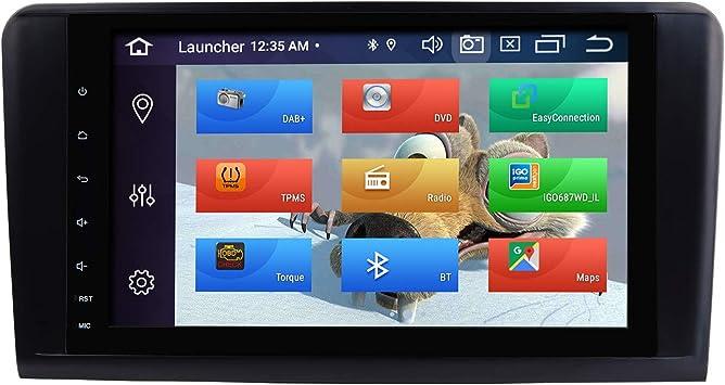 Zltoopai Auto Multimedia Player Für Mercedes Benz Gl Ml Elektronik