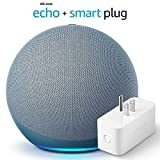 All-new Echo (4th Gen) - Twilight Blue - bundle