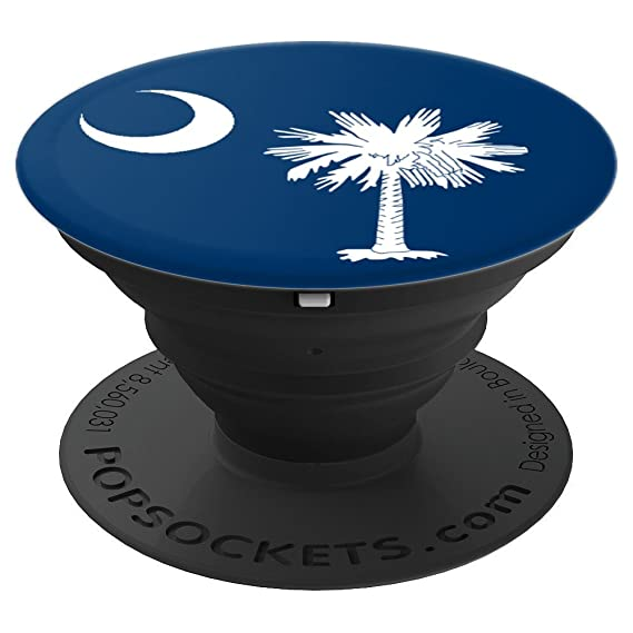 Amazon South Carolina Popsocket Grip Sc State Flag Popsocket
