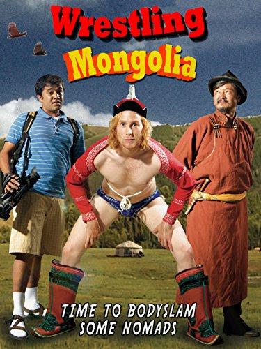 Wrestling Mongolia