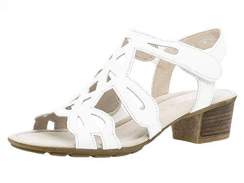 À Ouvert féminin Femme Gabor talon chaussures 24 561 D'été Talon chaussures Haut SVUpLqMjzG
