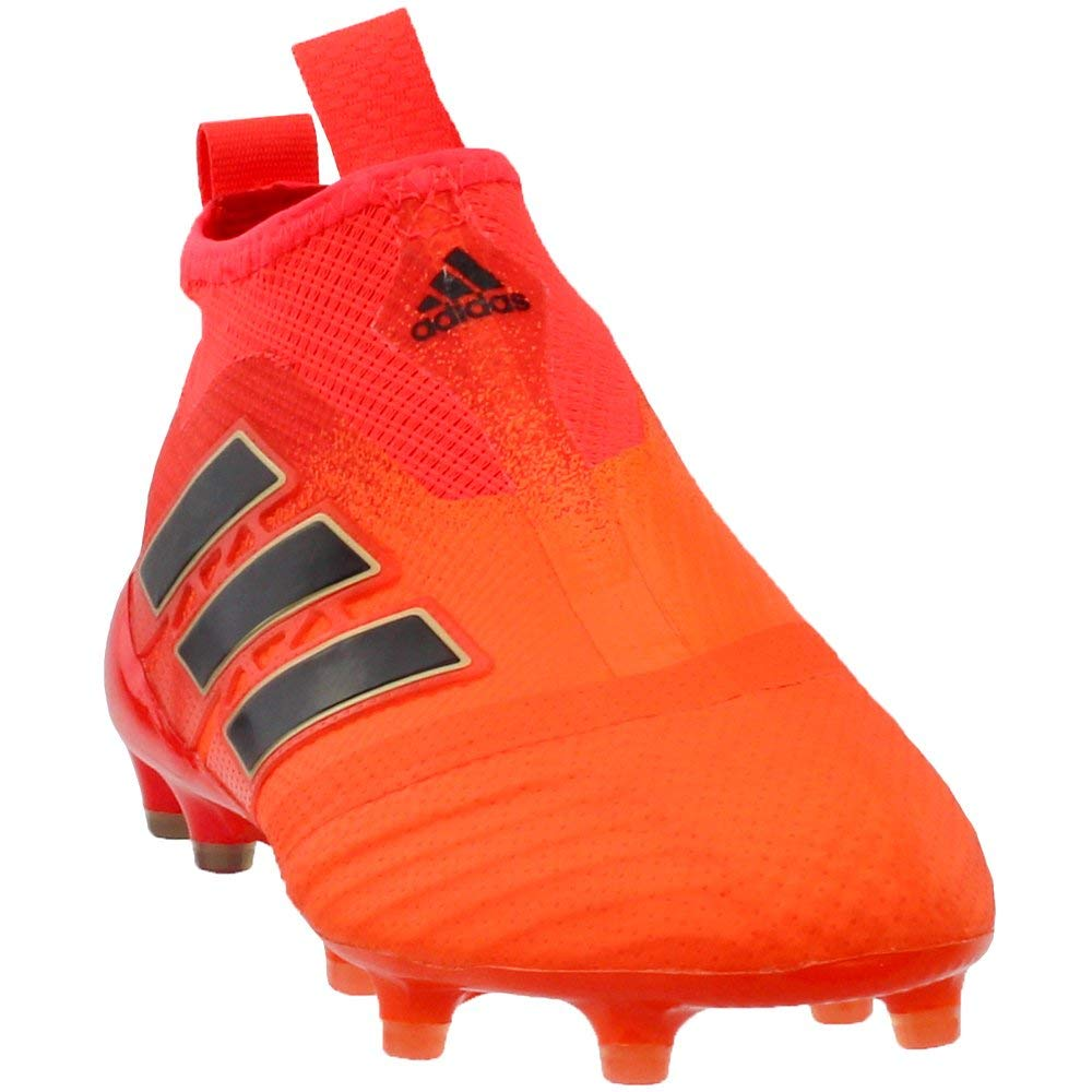 best sneakers 0b3ef 9186f adidas Ace 17+ Purecontrol FG Cleat - Men's Soccer 11 Solar Orange/Core  Black/Solar Red