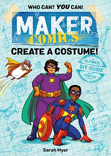 Maker Comics: Create a