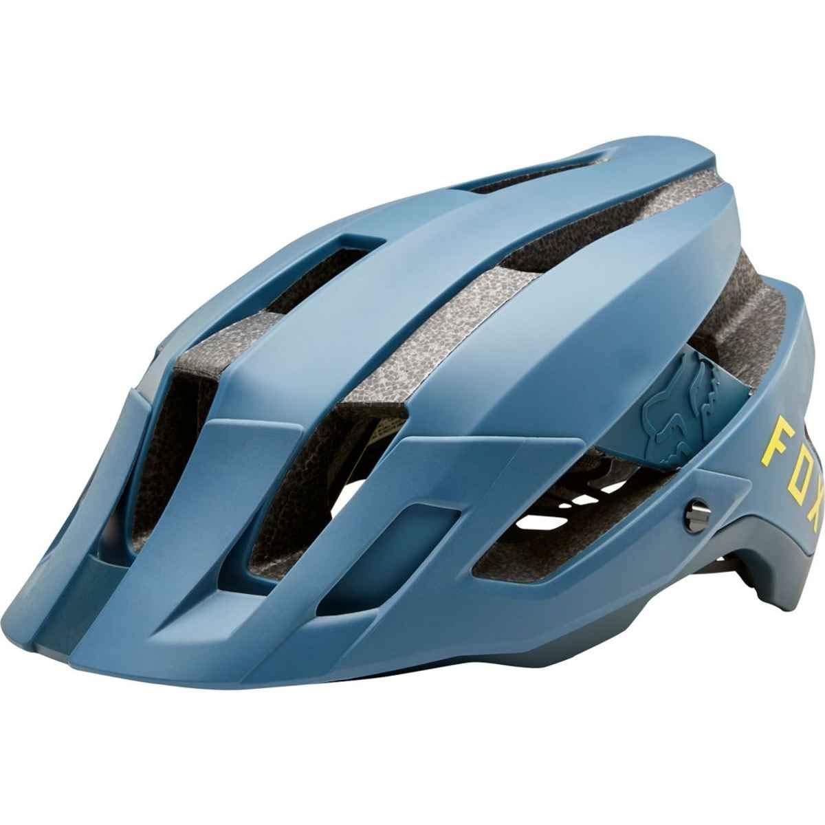 Fox Flux Mountain Bike Helmet blue steel, Large/X-Large FOX HEAD EUROPE S.L.U. 20106-305-L/XL