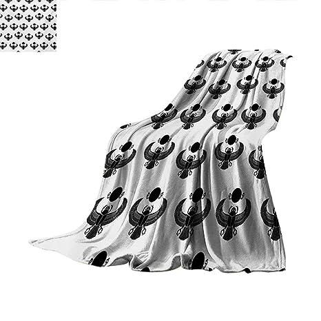 Marvelous Amazon Com Egyptian Warm Microfiber All Season Blanket Cjindustries Chair Design For Home Cjindustriesco